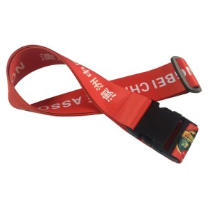 Sublimation Polyester Luggage Belt