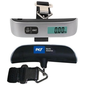 "Portable Travel/ Luggage Scale (4.75""x1.25""x1.75"")"