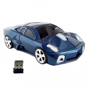 Lamborghini Wireless Car Mouse