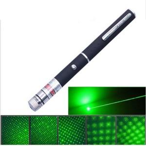 Green 532nm Laser Pointer Beams Up to 1000 Meters