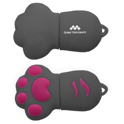 Custom Paw USB Flash Drive