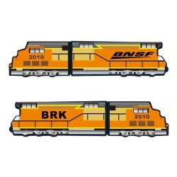 Custom Train USB Flash Drive