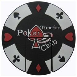 Custom Poker Chip USB Flash Drive