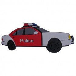 Police Car USB Flash Drive
