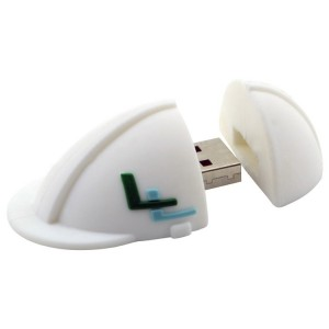 Construction Hard Hat USB Flash Drive