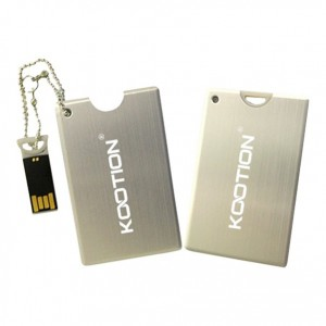 Credit Card Shape USB Drive