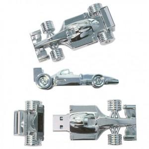 Race Car USB Flash Drive