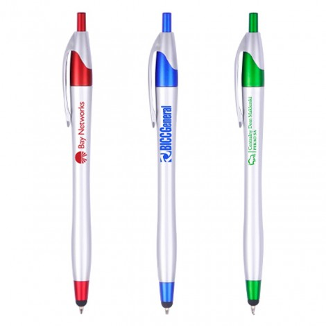 Euro Trim Stylus Pens