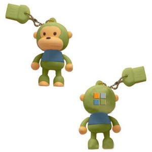 Monkey USB Hard Drive