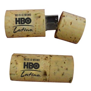 Eco Friendly Wine Cork USB