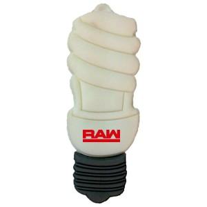 Lightbulb shaped USB