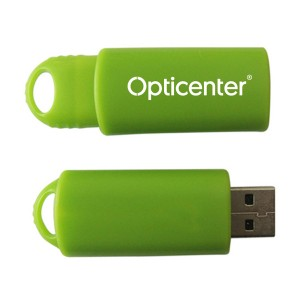 Retractable USB Drive