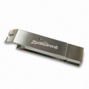 Metal bottle-opener USB