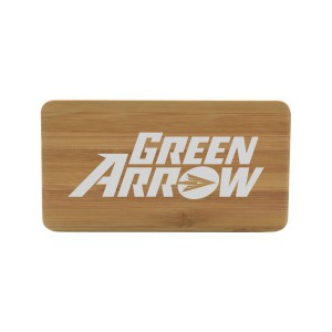 Eco-Friendly Wooden 6000mAh Rechargeable Power Bank