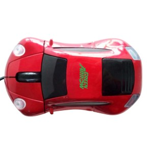 Wired Car Mouse