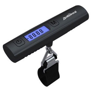 "Portable Travel/ Luggage Scale (5.00""x1.25""x2.50"")"