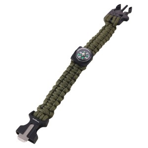 Green Survival Bracelets