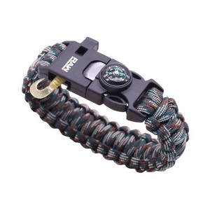 Fishing Hook Survival Bracelet