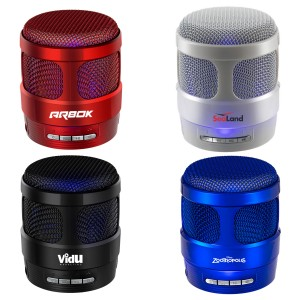 Microphone Shaped Bluetooth Speaker with FM Radion