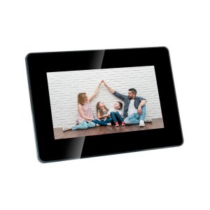 "7"" LCD Digital Photo Frame w/Glossy Finish"