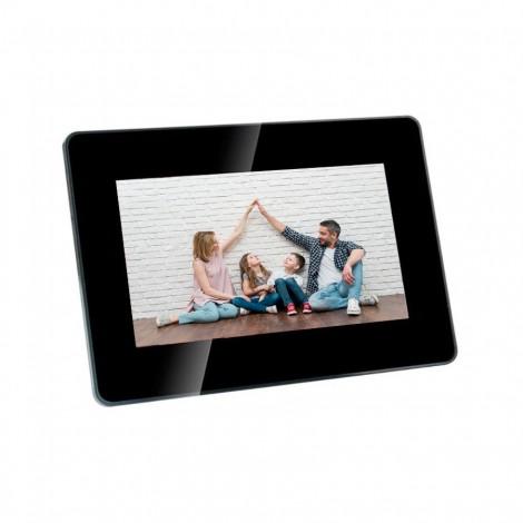 "7"" LCD Digital Photo Frame w/Glossy Finish"