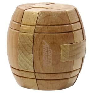 Barrel Wooden Puzzle