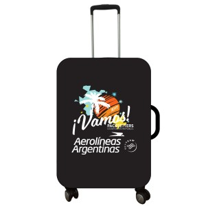 "Road Warrior Full Color Luggage Cover / Fits 29""-32"" size Luggage"