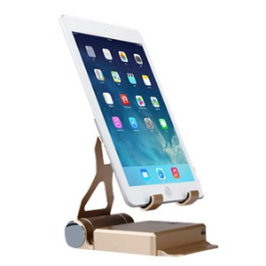 3 in 1 Power Bank, tablet / Cell Phone Stand and Charging Station