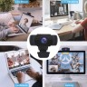 1080P USB Webcam with Microphone, Auto Light Correction, Plug and Play