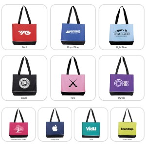 Durable Tote Bag Large Size 600D Polyester Oxford
