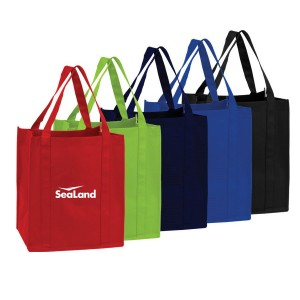 Inexpensive Large Capacity Shopping Tote
