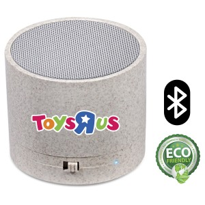 Eco-friendly Compact Bluetooth Speaker