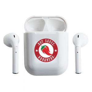 High-Quality Stereo Wireless Compact Earbuds