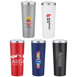 Double Wall Stainless Steel Vacuum Tumbler 28oz