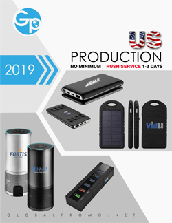 2019 US Production Catalog