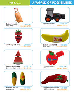 Farm Theme USB Catalog