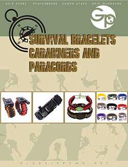 Survival Bracelet Catalog